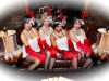 Cabaret dancers perform weekly at The Edison LA