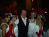 Flapper dancers with Eric Stonestreet