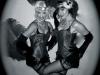 Vintage Cabaret dancers